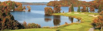 Deerhurst Resort Golf Course Ontario