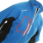 Sunice Golf Berlin SS Waterproof Jacket Citadel