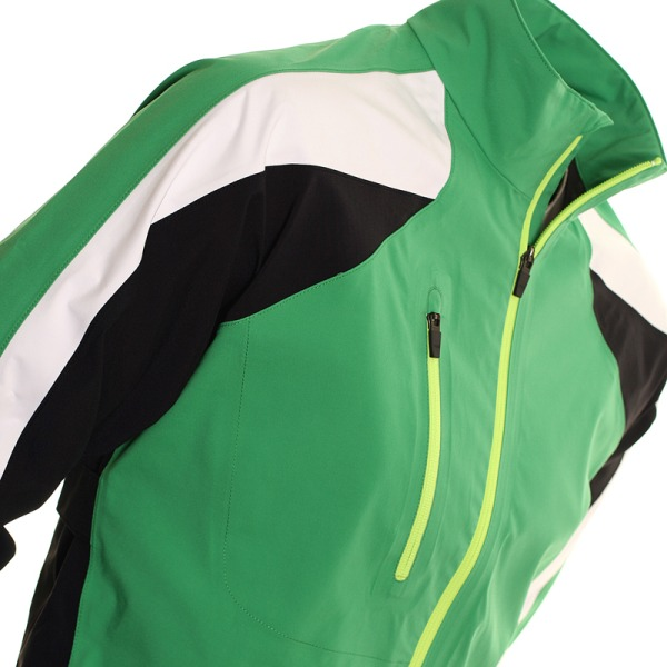 Galvin Green Acton GoreTex Waterproof Jacket Green_2