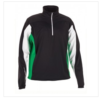 Galvin Green Burns Windstopper Black/Green