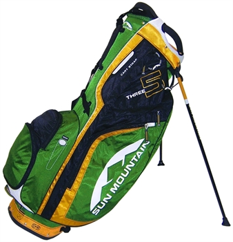 Sun Mountain Superlight 3.5 Stand Bag - Pine_Black_Gold