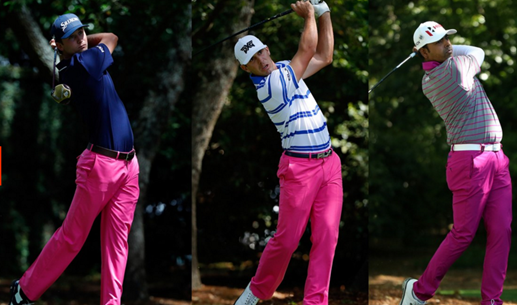 2016 Masters Style Review, Smylie Kaufman, Billy Horschel and Anirban Lahiri