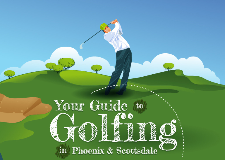 Guide to Golfing in Phoenix and Scottsdale, Arizona