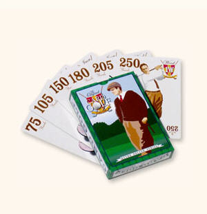 Card Golf - Family fun and golf course management.