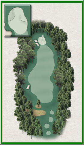 Karsten Creek Hole #1