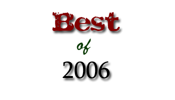 Golf's Best of 2006