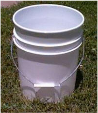 Five Gallon Bucket