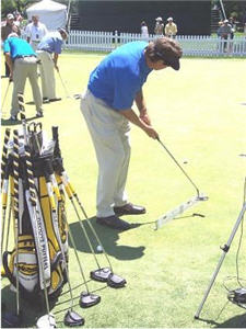 Paul Azinger Putting