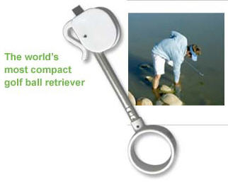 The Dipper golf ball retriever